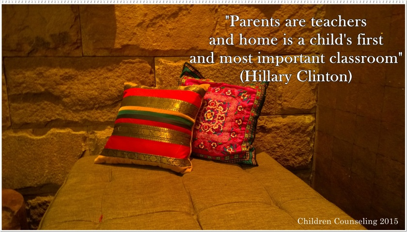Parents and home